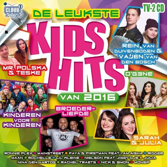 De Leukste Kids Hits Van 2016