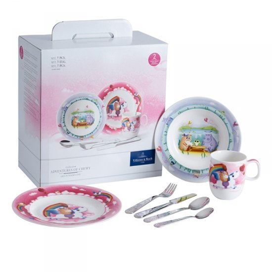 Villeroy & Boch Lily in Magicland Set 7-dlg.