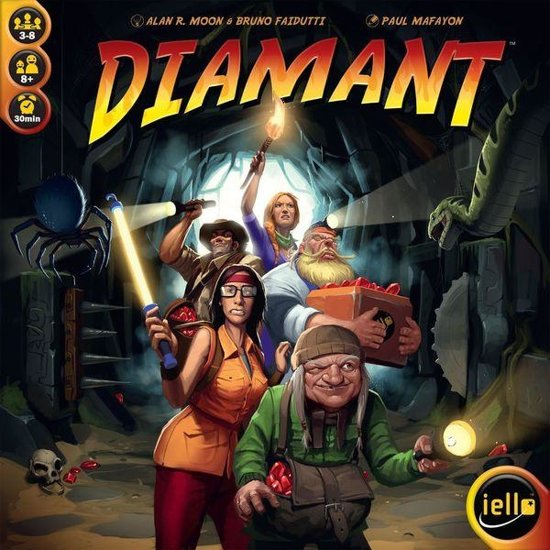 Diamant - Bordspel