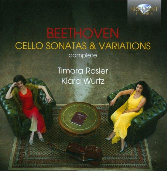 Beethoven: Complete Cello Sonatas &