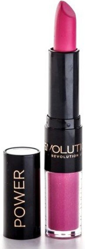 Makeup Revolution Lip Power - Life Is What You Make It