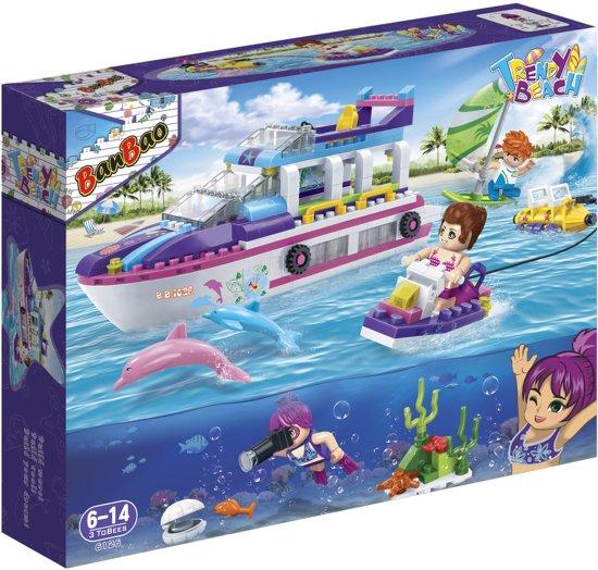 BanBao Trendy Beach Vakantieboot - 6126