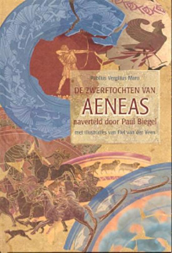 Afbeelding van De zwerftochten van Aeneas