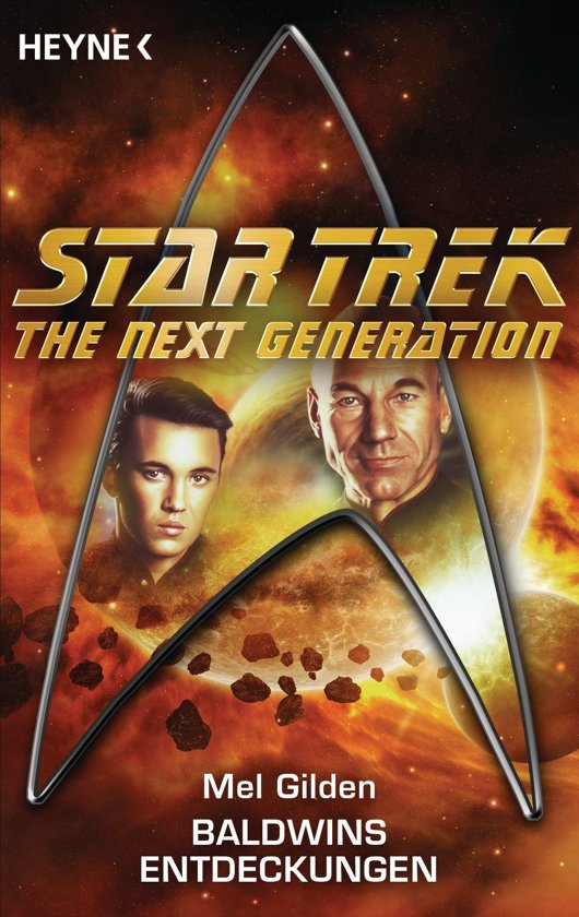 Star Trek - The Next Generation: Baldwins Entdeckungen