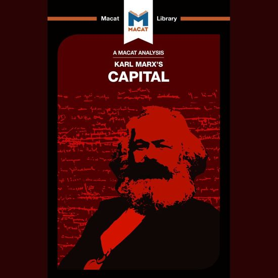 Boek cover The Macat Analysis of Karl Marxs Capital in the Twenty-First Century van Nick Broten (Onbekend)