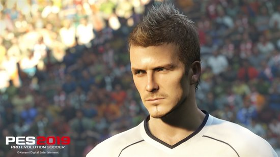 Pro Evolution Soccer 2019 David Beckham Edition PS4