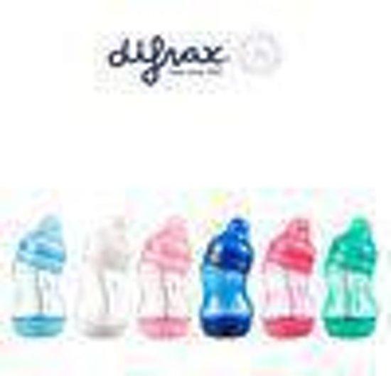 Difrax Fles S Breed 200ml