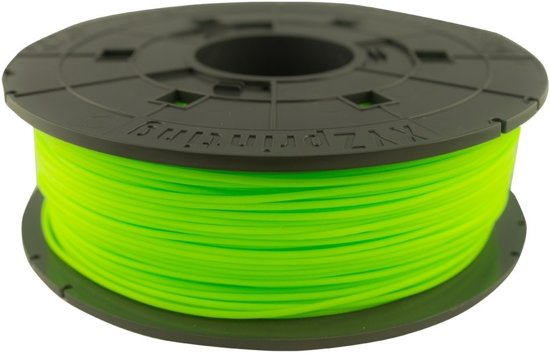 XYZprinting RFPLCXEU0AD Polymelkzuur Groen 600g 3D-printmateriaal