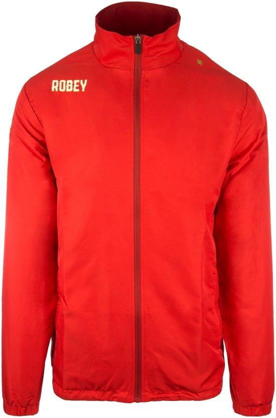 Robey Presentation Jack - Voetbaljas - Red - Maat XL
