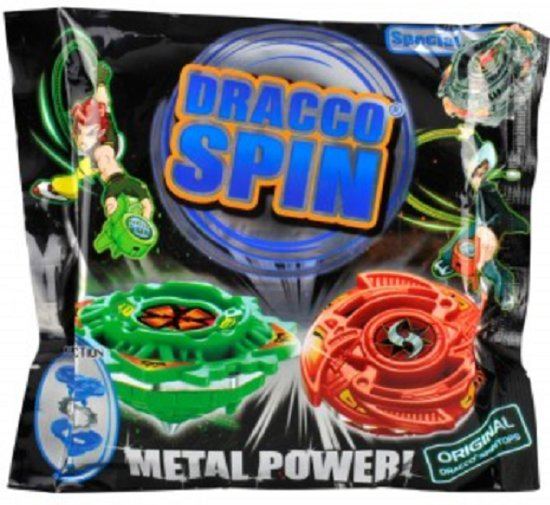 spintop dracco foilpack