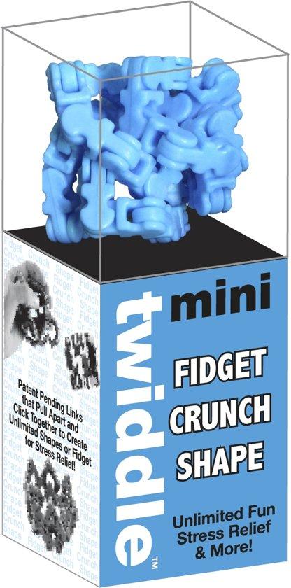 Mini Twiddle - Blauw