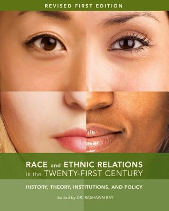 Race and Ethnic Relations in the Twenty-First Century