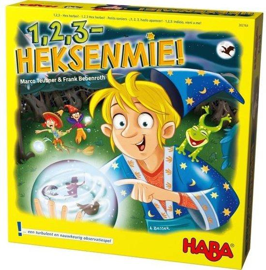 Afbeelding van het spel 1, 2, 3 - Heksenmie!