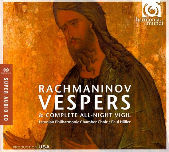 All-Night Vigil (Vespers Op.37)