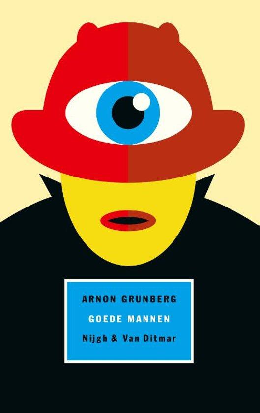 Boekomslag voor Goede mannen