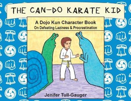 The Can-Do Karate Kid