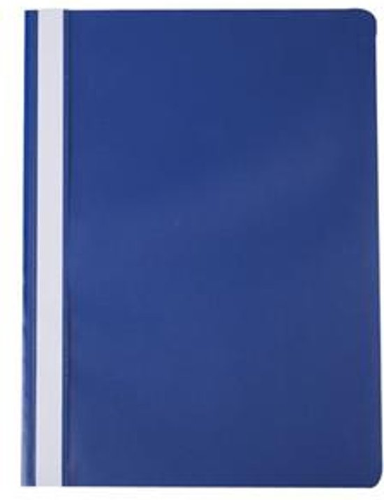 A-Series - Snelhechter A4 - Donkerblauw - 25 stuks