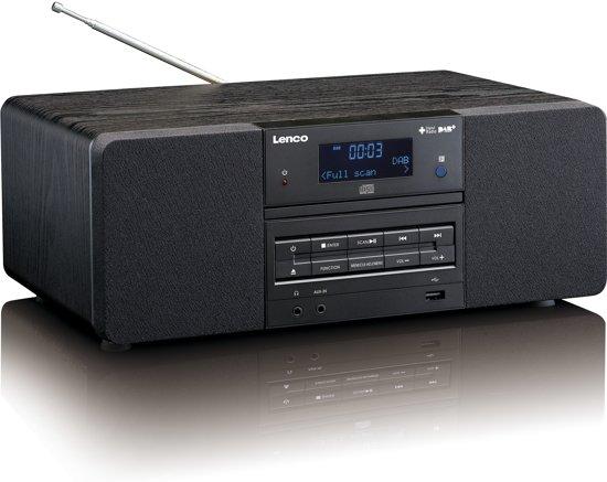 Lenco DAR-050 DAB+ Radio & Cd-speler