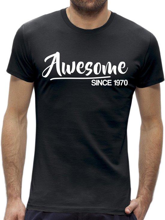 Bekend bol.com | Abraham 50 jaar t-shirt / kado tip / Heren maat XXL #VG59