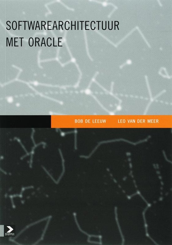 Softwarearchitectuur met Oracle