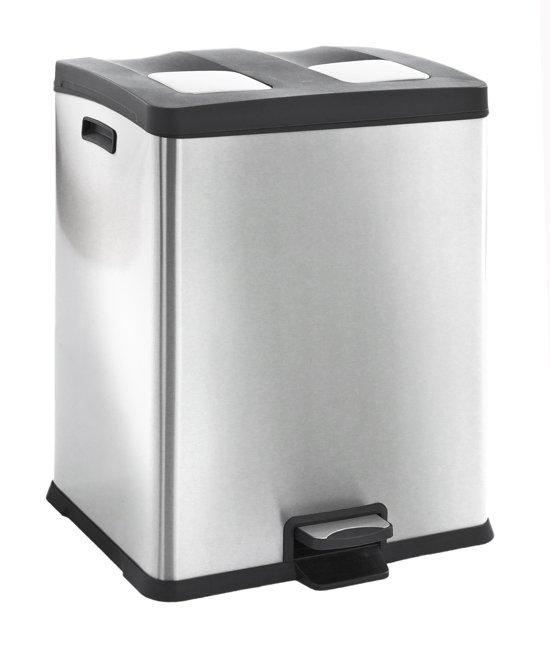 EKO Rejoice Pedaalemmer 30 + 30 Liter