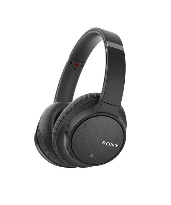 Sony WH-CH700N - Draadloze over-ear koptelefoon met Noise Cancelling - Zwart