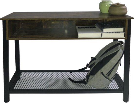 Side table console tafel Stoer industrieel design wandtafel