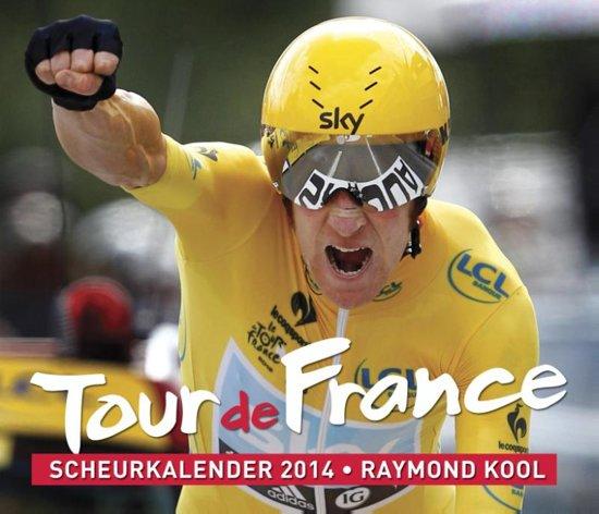 Tour de France scheurkalender 2014