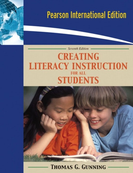 Bol Creating Literacy Instruction For All Students