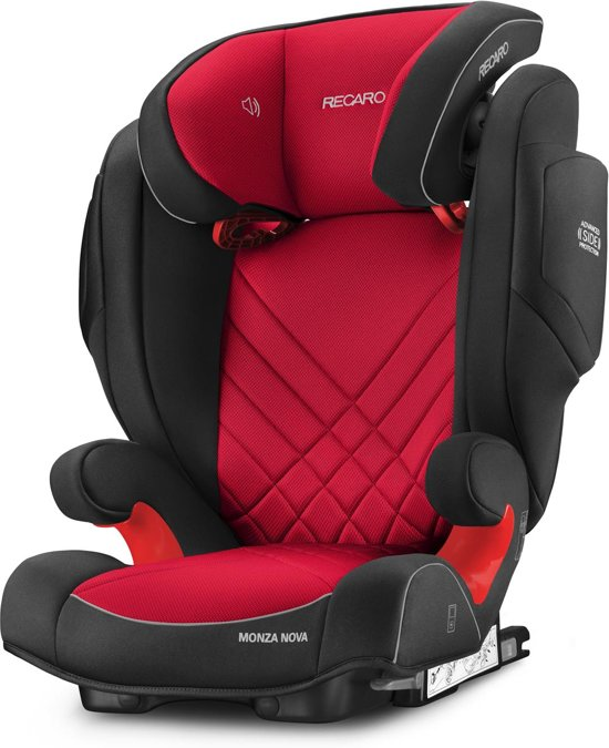 Recaro - Monza Nova 2 Seatfix - racing red