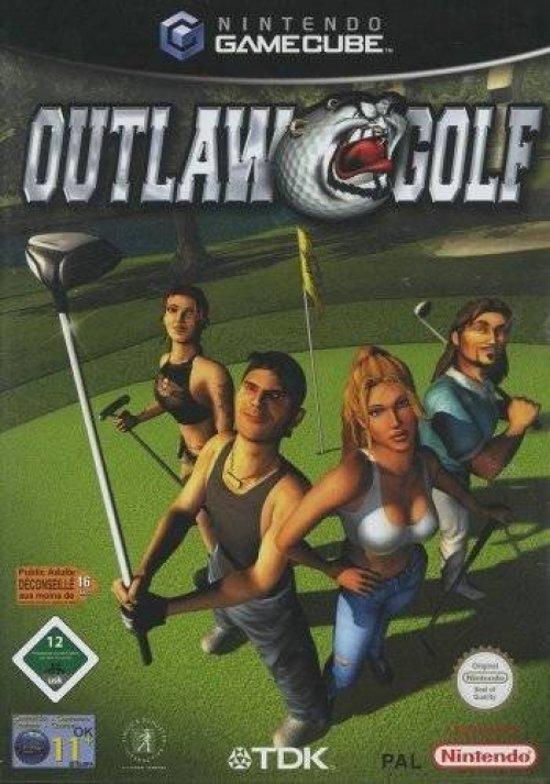 Outlaw Golf voor Nintendo Gamecube