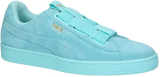 Puma Suede Maze Turquoise Sneakers  Dames 37,5