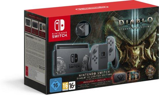 Afbeelding van Nintendo Switch Console - Diablo III bundel