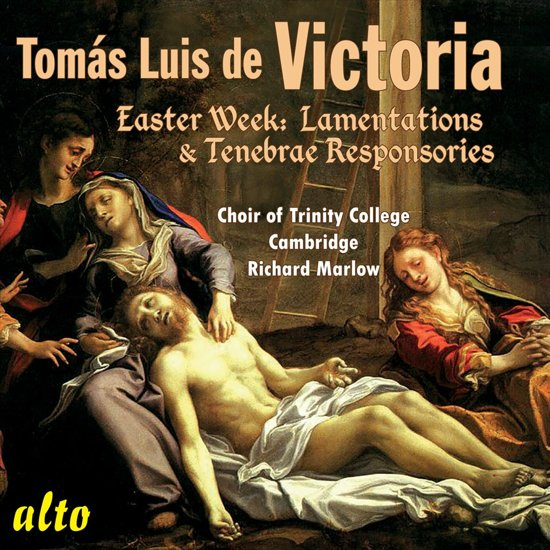 Victoria: Easter Week Lamentations