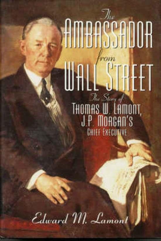 The Ambassador from Wall Street