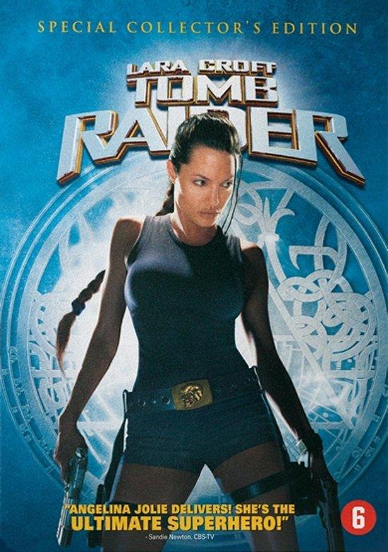 Cover van de film 'Tomb Raider'