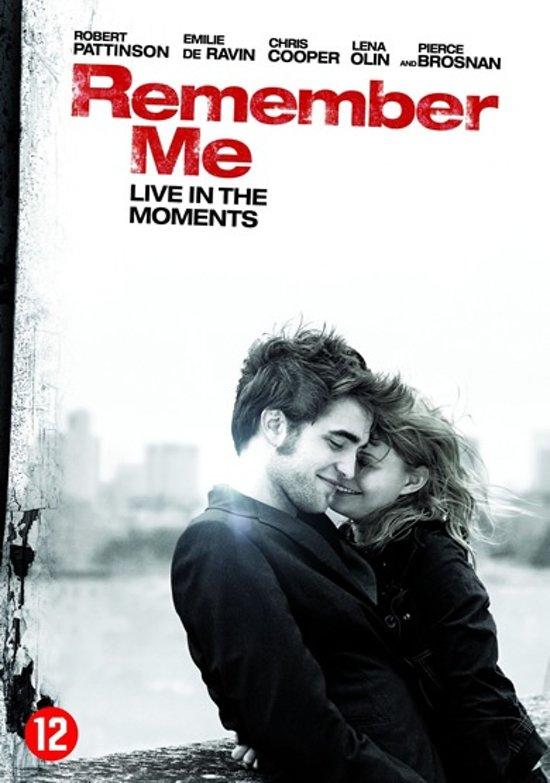 DVD cover van Remember Me