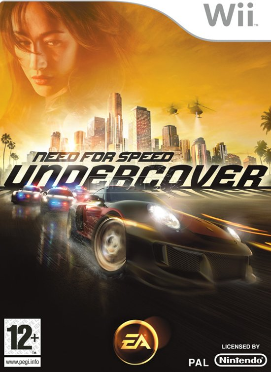 Need for Speed, Undercover  Wii kopen