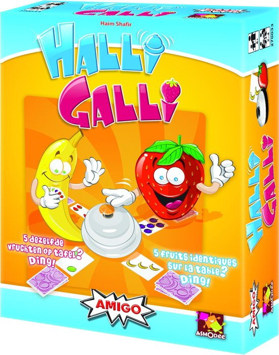 Afbeelding van het spel Halli Galli - Kaartspel