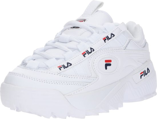 fila sneakers dames wit
