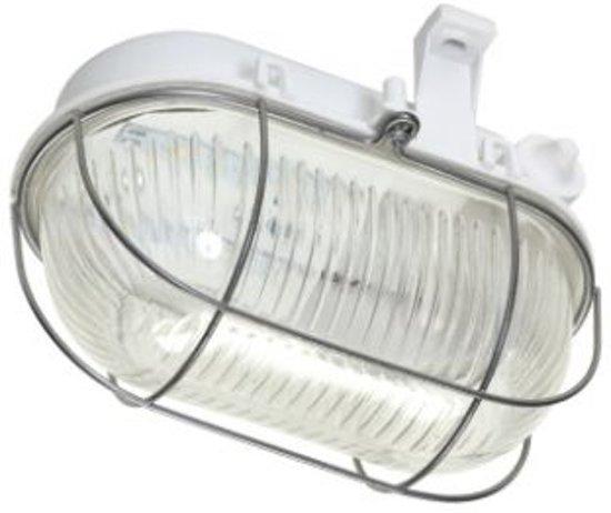 LED Bulleye Wand of Plafondlamp voor buiten en portiekverlichting