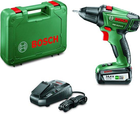Bekend bol.com | Bosch PSR 14,4 LI-2 Accuboormachine - 14,4 V IP24