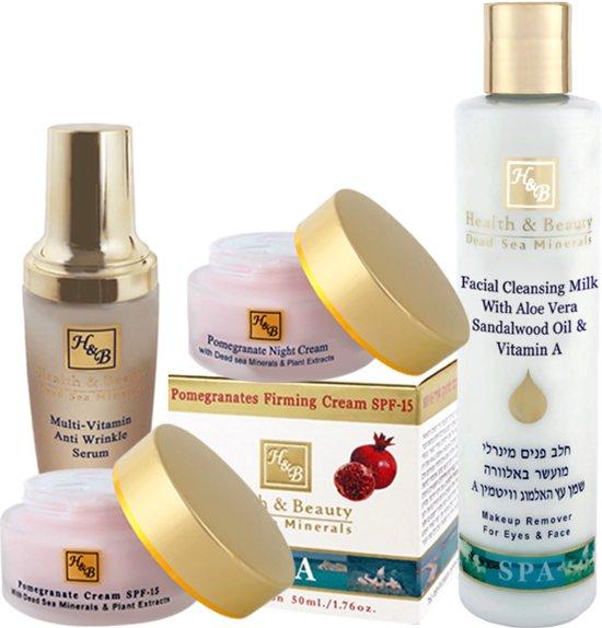 producten gezichtsverzorging