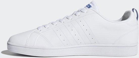 blue Adidas Advantage Vs White Ftwr core Sneakers Black Heren rgrqxH8