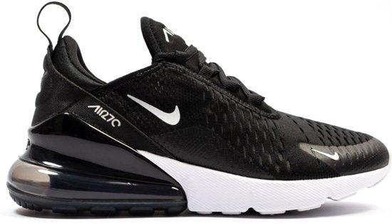 Nike Air Max 270 Sneaker Dames Sneakers Maat 38.5 Vrouwen zwartwit