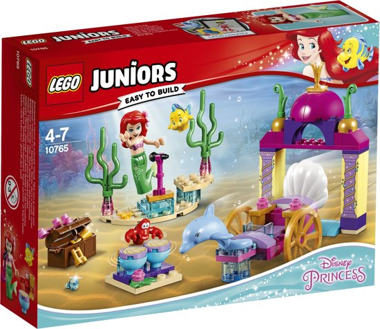 LEGO Juniors Disney Princess Ariël's Onderwaterconcert - 10765