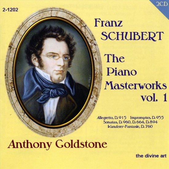 Schubert: Piano Masterworks, Vol. 1