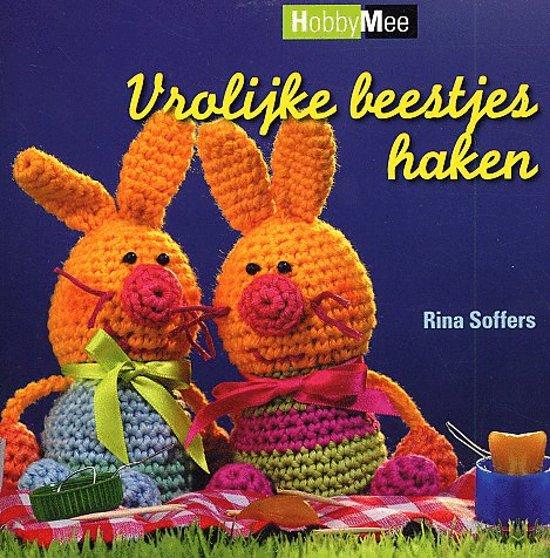 Bolcom Vrolijke Beestjes Haken Rina Soffers 9789058775832 Boeken