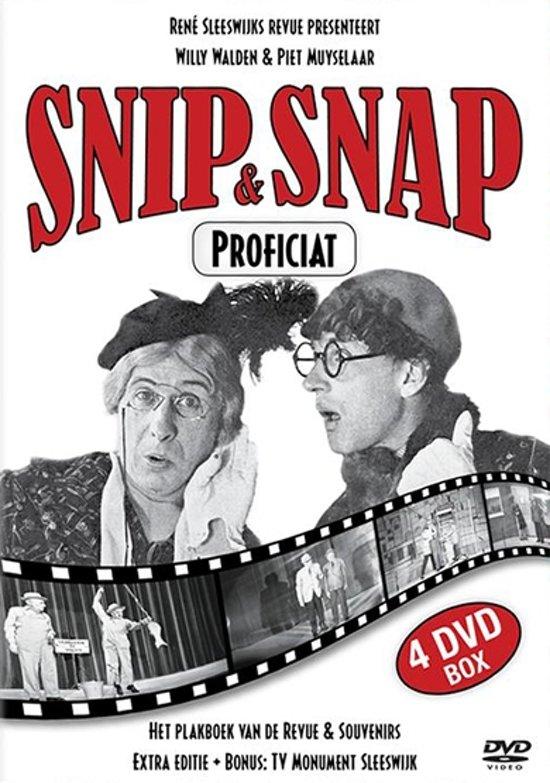 Snip En Snap.Bol Com Snip En Snap Proficiat Dvd Piet Muyselaar