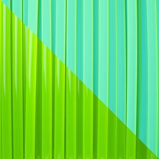 REAL Filament PLA fluoriserend groen 2.85mm (1kg)